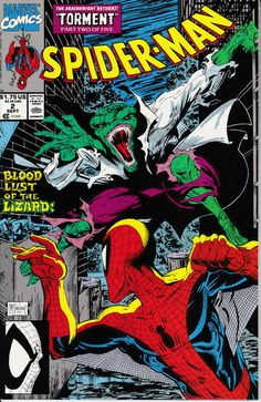 Spider-Man 2 September 1990 Issue Marvel Comics by ViewObscura