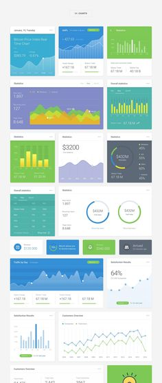 What is Module 01?  It's a big component-based UI Kit with clean and fresh…