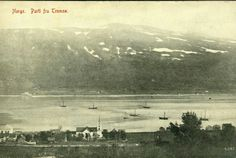 Parti fra Tromsø tidlig 1900-tall Utg Narvesen
