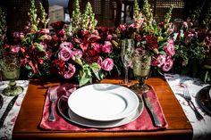 Decoração marsala e rosa de Karina Saab - Foto Ricardo Cintra