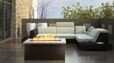 Elmira Stove Works London - Regency Outdoor Gas Fireplaces