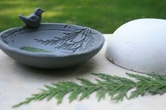 Using Leaves and other items to make impressions in clay  As an art teacher I look forward to having time to create, play and ex...