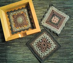 Ravelry: Project Gallery for Lotus Blossom pattern by Robyn Chachula