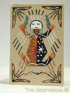 A LOS ORÍGENES: Arte del Pueblo Navajo
