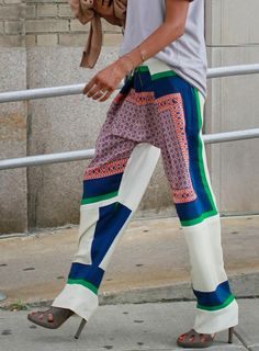 The best alternatives to jeans — shop our breezy Summer pants