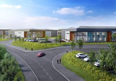 The new R-evolution site will mean 100,000 sq ft of new industrial units on seven acres of land at Sheffield City Region Enterprise Zone