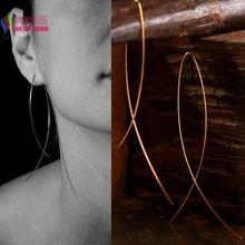 Check out the site: www.nadmart.com   http://www.nadmart.com/products/hot-fashion-simplicity-handmade-fish-shaped-hoop-copper-wire-earrings-for-women-brincos-de-gota-feminino/   Price: $US $1.59 & FREE Shipping Worldwide!   #onlineshopping #nadmartonline #shopnow #shoponline #buynow