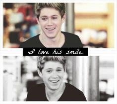 With braces or not his smile is perfect, any girl should love him. <3 he's perfect its sad he doesn't know! xx