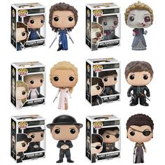 PRIDE AND PREJUDICE AND ZOMBIES POP! TV SERIES SET OF 6 VINYL FIGURES FUNKO HOT! | Collectibles, Pinbacks, Bobbles, Lunchboxes, Bobbleheads, Nodders | eBay!