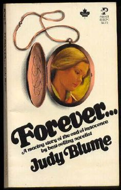 Read this book in junior high like this: O_O.  My parents would have shit if they knew what it was about. Hahaha.