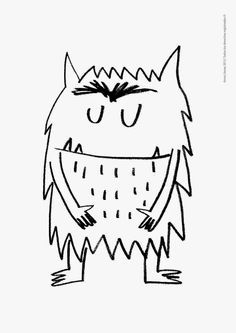 Coloring Page 2018 for Monstruo Colorear, you can see Monstruo Colorear and more pictures for Coloring Page 2018 at Children Coloring. Colors And Emotions, Feelings And Emotions, Monster Activities, Activities For Kids, Kindergarten Art, Preschool Crafts, Spanish Colors, Notes To Parents, Monster Book Of Monsters