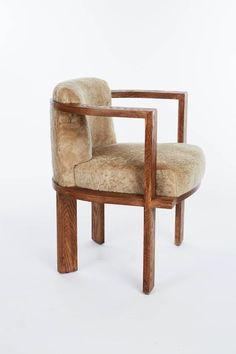 American Cerused Oak Armchair For Sale Trendy Furniture, Furniture Styles, Vintage Furniture, Cool Furniture, Furniture Design, Dining Room Chairs, Dining Furniture, Armchairs For Sale, Furniture Inspiration