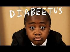 Grown-ups! In this episode, Kid President works towards everyone agreeing on at least one thing: how to pronounce the word 'diabetes'. The last part is the best.     This happy little show was created by Kid President and his brother.