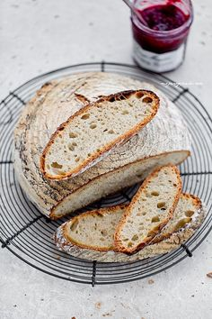 Chleb nocny pszenny na drożdżach