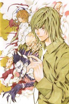 Death Note #manga