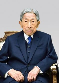 HIH Prince Takahito of Mikasa turned 99 years on 2nd of December 2014