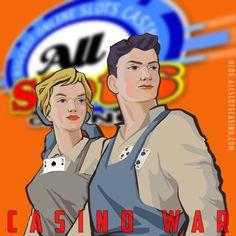 Casino War Comrade Women