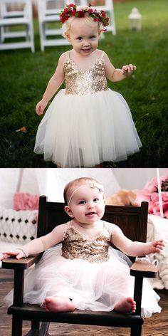 toddler girl dress, cute flower girl dress, tutu little girl dress