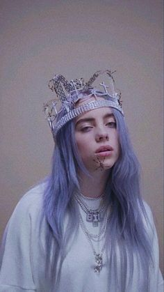 Pin by isabelle cruz on billie eilish in 2019 Billie Eilish, Ariana Grande, Quotes Pink, Video Interview, Black And White Outfit, Portrait, Videos Instagram, Chica Cool, Album Cover