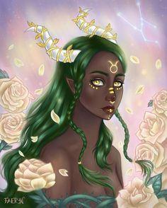 Earth girl Taurus