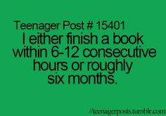 I just have so many to read....