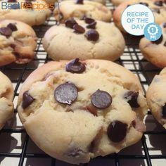 #Recipeoftheday: Condensed Milk Biscuits