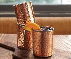 Coqueta Copper Cups