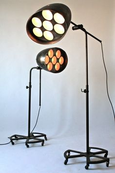 Vintage old unique beautiful Studio lights – We collect similar ones – Only/Once – www.onlyonceshop.com