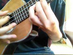 ▶ Aldrine Guerrero - Ukulele Waltz - YouTube