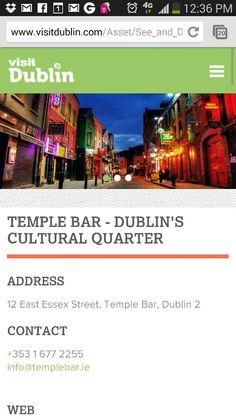 Temple Bar/Dublin