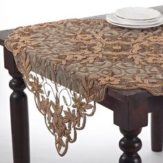 Stunning Cersei Hand Beaded Elegant Gold Tablecloth, 40 Inch Square, One Piece Fennco,http://www.amazon.com/dp/B00G2S2U3O/ref=cm_sw_r_pi_dp_-6rqtb1B9D61129B