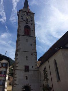 St. Martinskerk in Chur