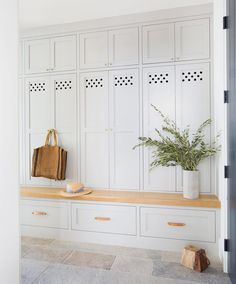 Mudroom Beauty by Brooke Wagner Design