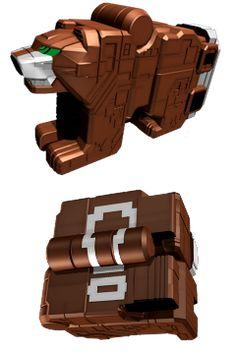 Zyuoh Cubes - Doubutsu Sentai Zyuohger   Super Sentai Central Ranger Armor, Pikachu Cake, Power Rangers Toys, Anime Cake, Avengers Superheroes, Marvel Art, Spaceships, Dream Team, Robots