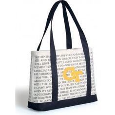 Georgia Tech Yellow Jackets Fight Song Cooler Tote