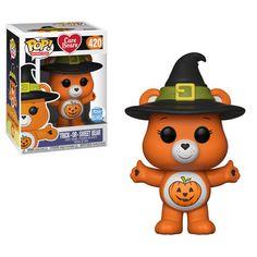 Funko Pop: Care Bears: Trick-or-Sweet Bear 2018 Funk Pop, Funko Figures, Vinyl Figures, Action Figures, Pop Disney, Funko Pop Dolls, Pop Figurine, Fantasias Halloween, Pop Toys