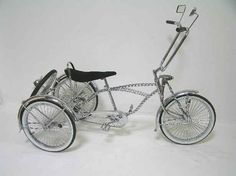 Lowrider Trike