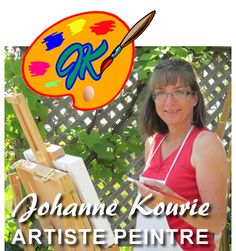 Johanne Kourie Artiste peintre