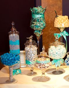 Love a colorful candy bar!