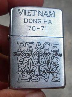 Original Vietnam Zippo 1970 US Army WOW very race , vietnam war , U.S army WOW (06/28/2012)