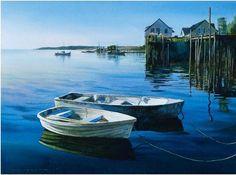 river-boat-watercolor-stan-miller.jpg 606×451 pixels