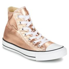Sneaker Converse CHUCK TAYLOR ALL STAR SEASONAL METALLICS HI Rose 350x350