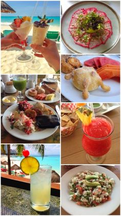 Food in Cancun Mexico - Travel Tips #mexico #cancun #vacation #travel