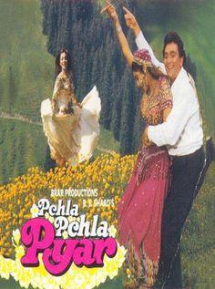 Pehla Pehla Pyar Hindi Movie Online - Rishi Kapoor, Tabu, Anupam Kher, Kader Khan, Gulshan Grover, Amrish Puri and Tiku Talsania. Directed by Manmohan Singh. Music by Anand-Milind. 1994 [U]