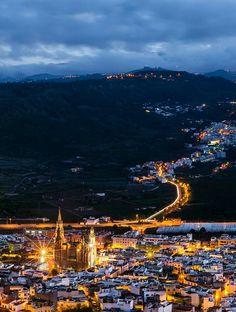 #Arucas #GranCanaria #IslasCanarias