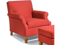 Example Cozy Chair for loft landing - Mercury Club Chair 1340