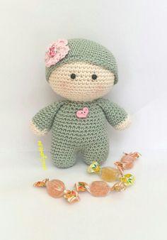 Amigurumi doll!