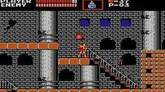 Castlevania (1986) NES screenshot