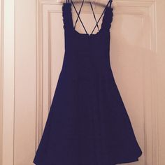 JUMP JUNIOR'S BLACK PARTY DRESS..SIZE 5/6