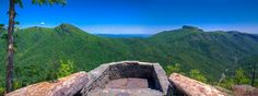 Wiseman's View (Brown Mountain Lights Overlook) | Travel | Vacation Ideas | Road Trip | Places to Visit | Pisgah National Forest | NC | Hiking Area | Natural Feature | Scenic Point